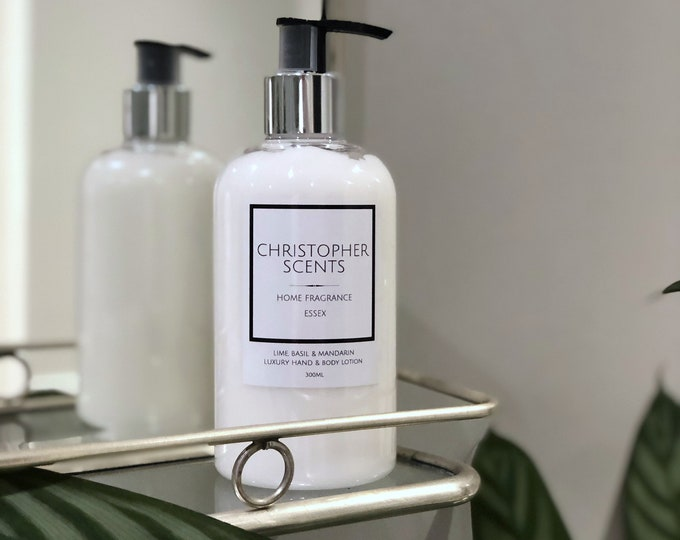 Luxury Hand Cream
