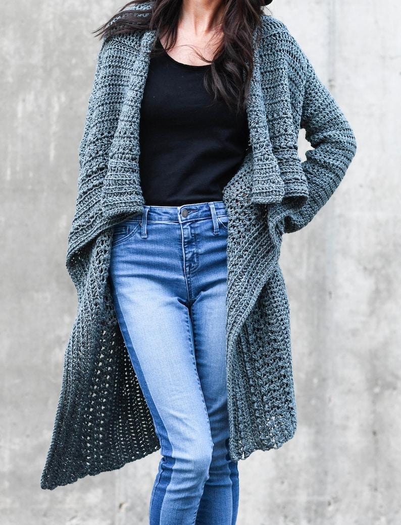 Free Girls Sweater Crochet Pattern Easy Crochet Pattern image 0
