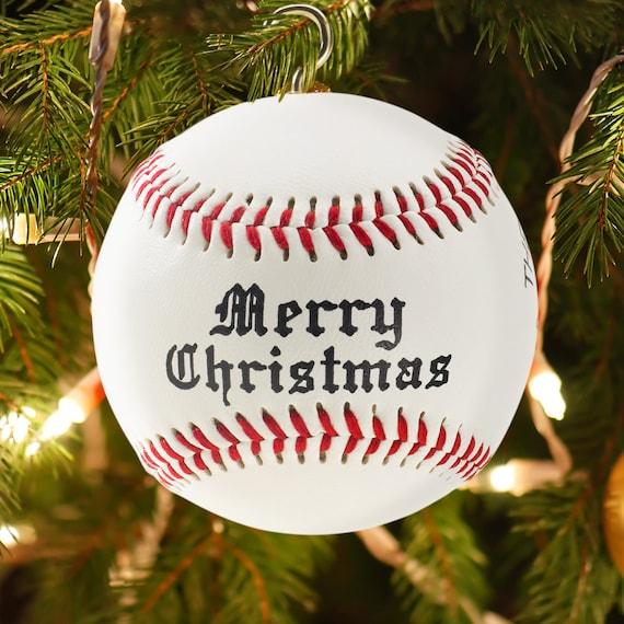 image 0 - Baseball Christmas