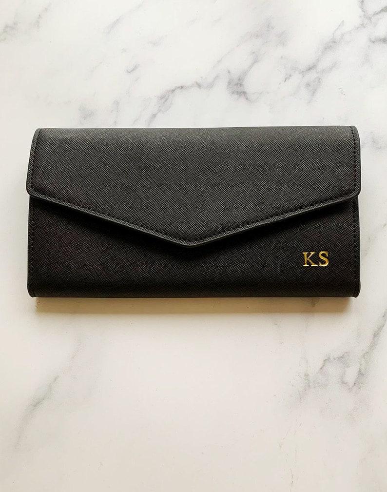 Purses For Women- Ladies Purse Purse Wallet Personalised Leather Purse Personalised Womens Wallet