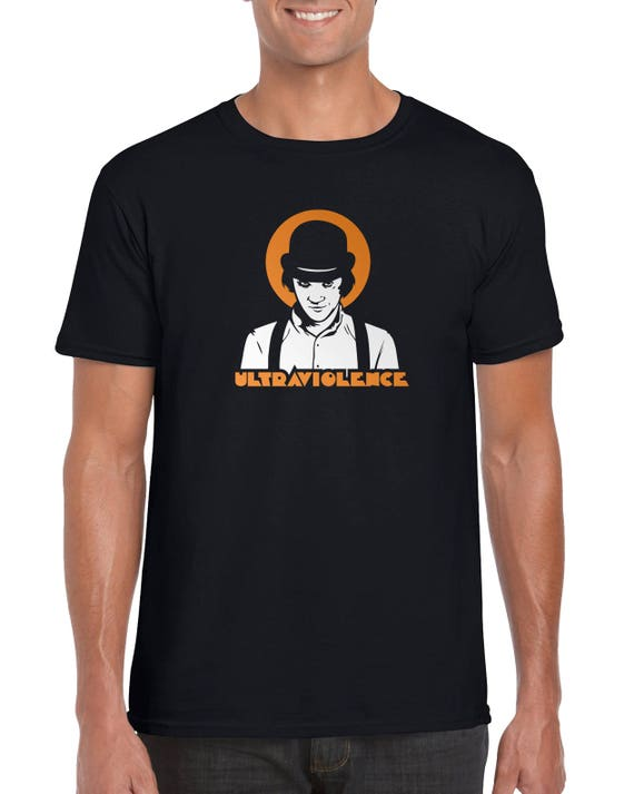 Ultraviolence Clockwork Orange Dystopia Cult Classic  9b7544464