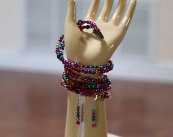 Skittles beads