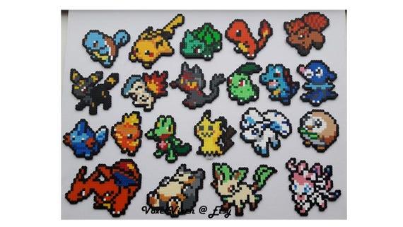 Pixel Art Pokemon Soleil Et Lune