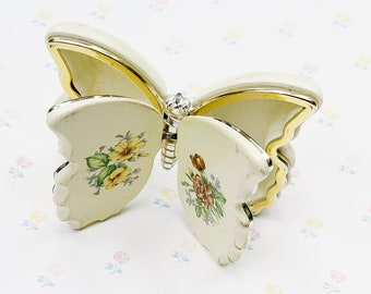 Vintage Butterfly Trinket Dish, Butterfly Decor Ring Dish, Vintage Gift for Her, Butterfly Lover, Jewelry Dish Butterfly Gift for Mom