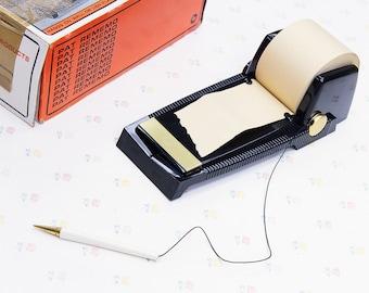 Superbe Vintage Rememo Note Pad With Retractable Pencil, Vintage Stationery Retro  Office Decor, Vintage Desktop Memo Pad, Paper Roll Message Pad