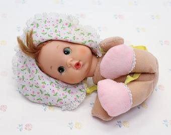 Vintage Mattel Baby Beans Doll 59696ba33321