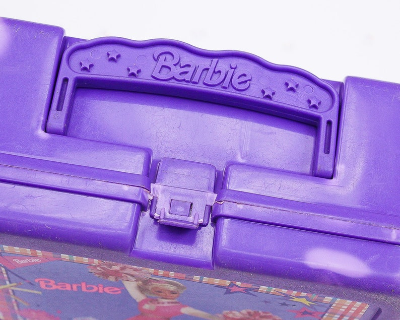 Vintage Barbie Thermos Lunch Container 90s Barbie Collectible ...