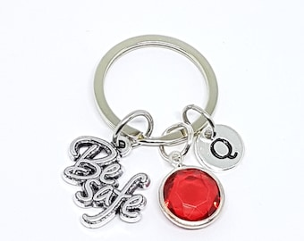 5 ONE DIRECTION KEYCHAIN KEYRING BACKPACK CHARM ZIPPER ZIP PULLS PARTY FAVORS
