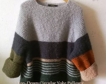 15bf78e290b9 Top down sweater