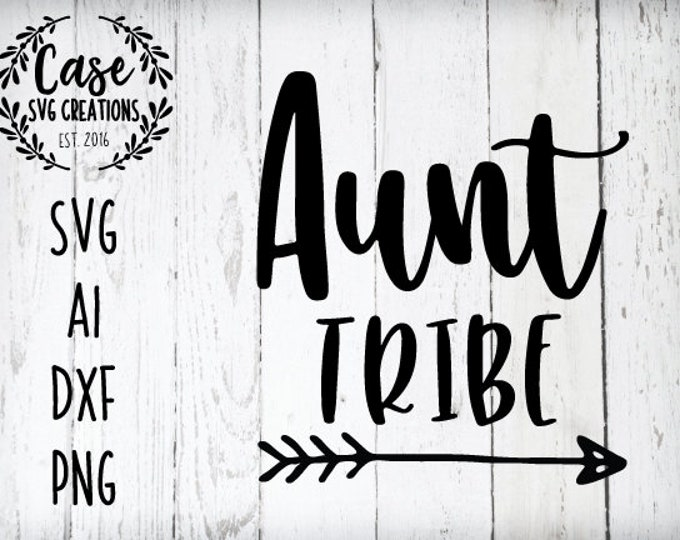 Aunt Life Casecustomsvgcreations