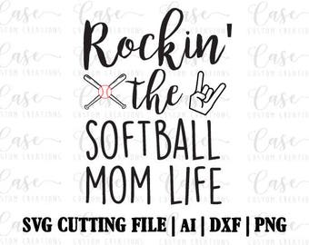 Because I Said So MomLife SVG Cutting file ai dxf and png
