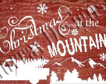 Christmas At The Mountain - Christmas In The Mountains