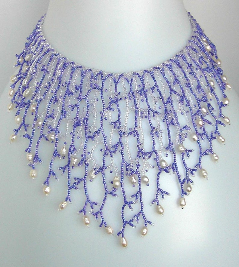 Image result for Pearls Pattern Jewelry