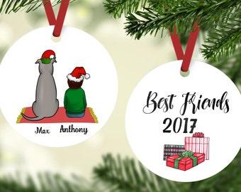 Pitbull ornaments | Etsy