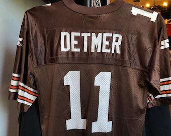 18862ec06 Vintage 90s Starter Cleveland Browns Ty Detmer NFL Football Unisex Jersey