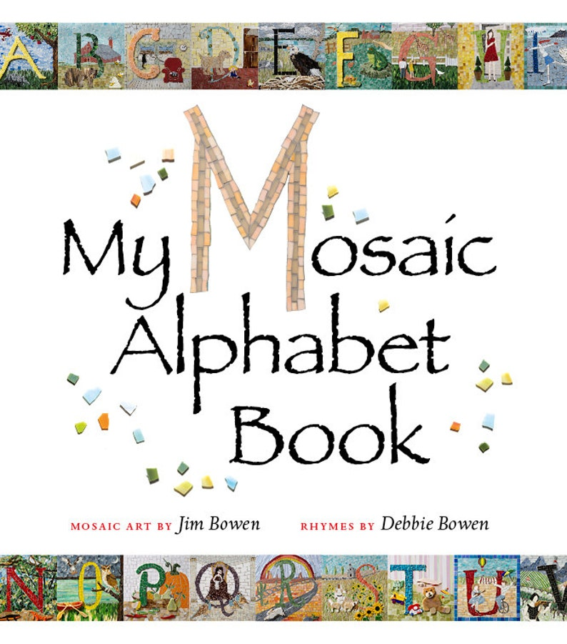 My Mosaic Alphabet Book image 0