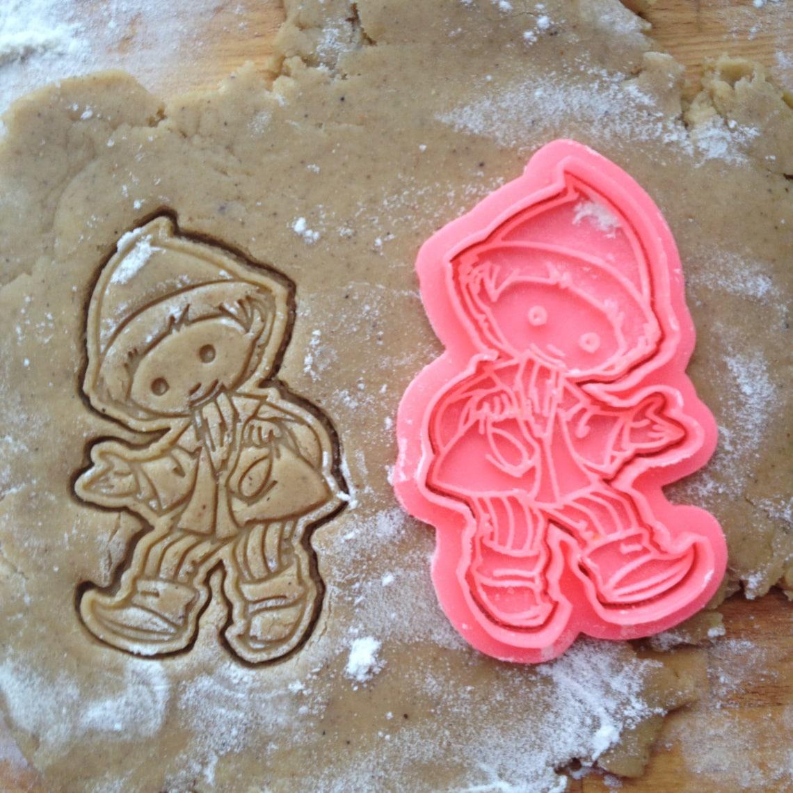 Sandmaennchen Cookie cutter