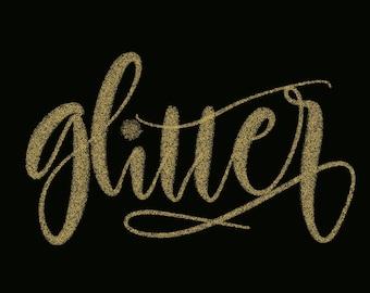 PROCREATE BRUSH : Glitter Brush Pen