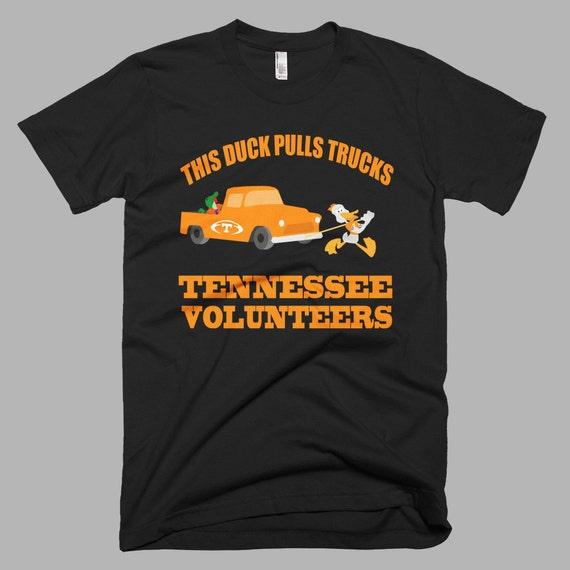 20d7b5b9cb4c Offizielle Ente zieht LKW Hemd ziehen LKW T-Shirt Tennessee   Etsy