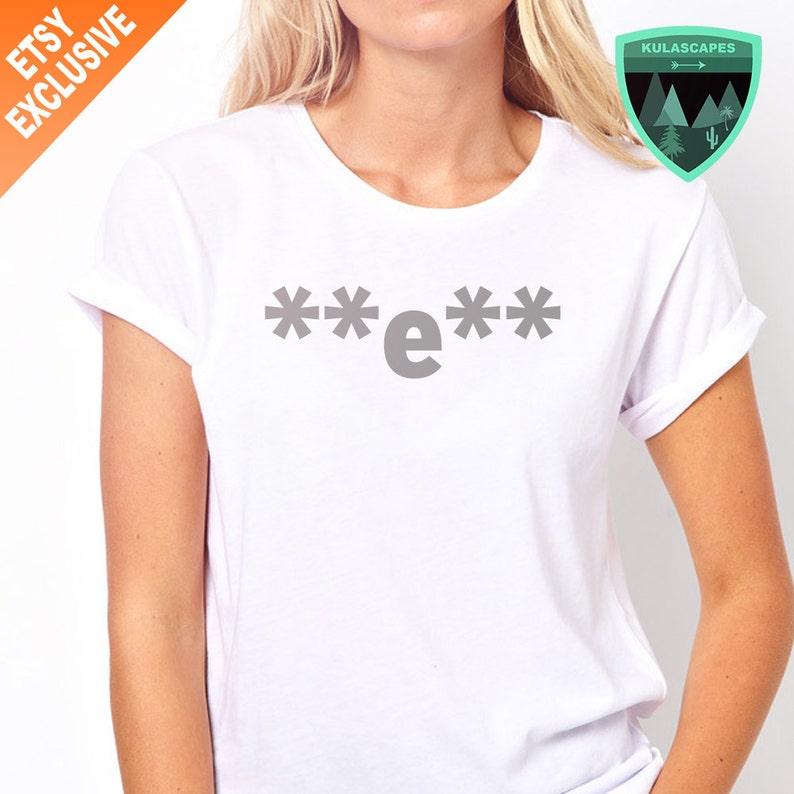 ca4a3519 Official Embolden the E Women's Shirt Bold E Ladies   Etsy
