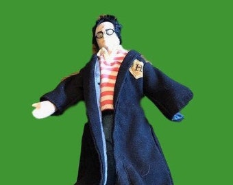 Harry Potter collectible doll 1990's.