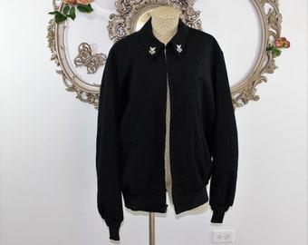 Vintage Neptune Garment co, Navy Petty Officer 1st class, Navy jacket size 46.