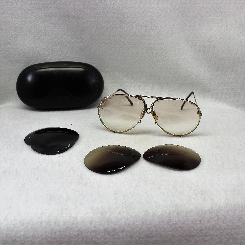 46d464f7a2 Vintage authentic aviator Porsche designed Carrera Sunglasses. They are  circa 1980 s sunglasses.  5621 size 69. gallery photo ...
