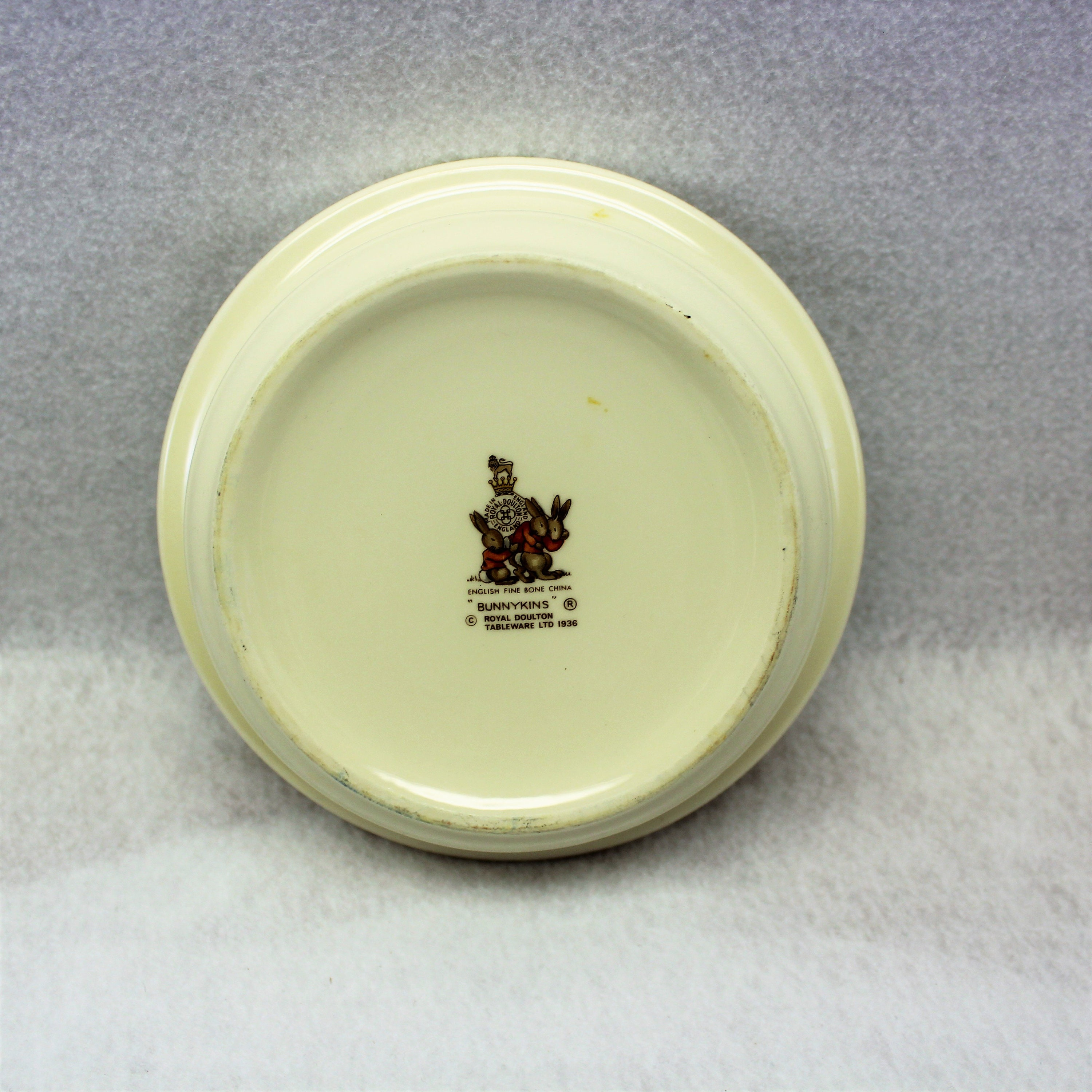 Shipping ... & Bunnykins Royal Doulton Tableware LTD 1936 Bowl Vintage Sailing ...