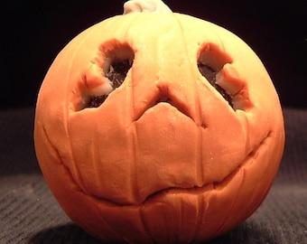 Sculpey Drunk Pumpkin
