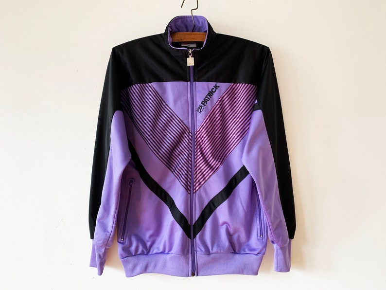 Vintage 90s Windbreaker Colorblock Parka Lightweight Sport Jacket Jogging Track Jacket Hipster Outerwear Zip up Bomber Jacket Size Large