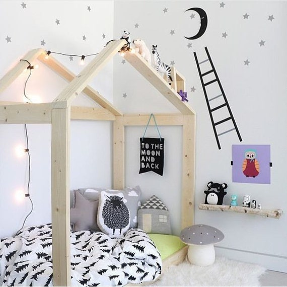 100 Dalmation Spot Decal Collection Pack Great Baby /& Toddler Room Decoration Decor Monochrome Wall Art Sticker Decal Mural