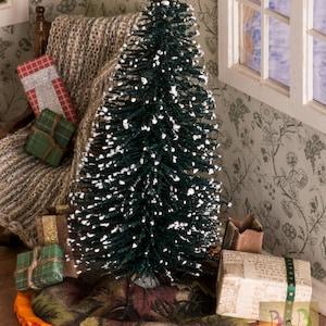 miniature tree skirt camouflage dollhouse miniature 112 scale