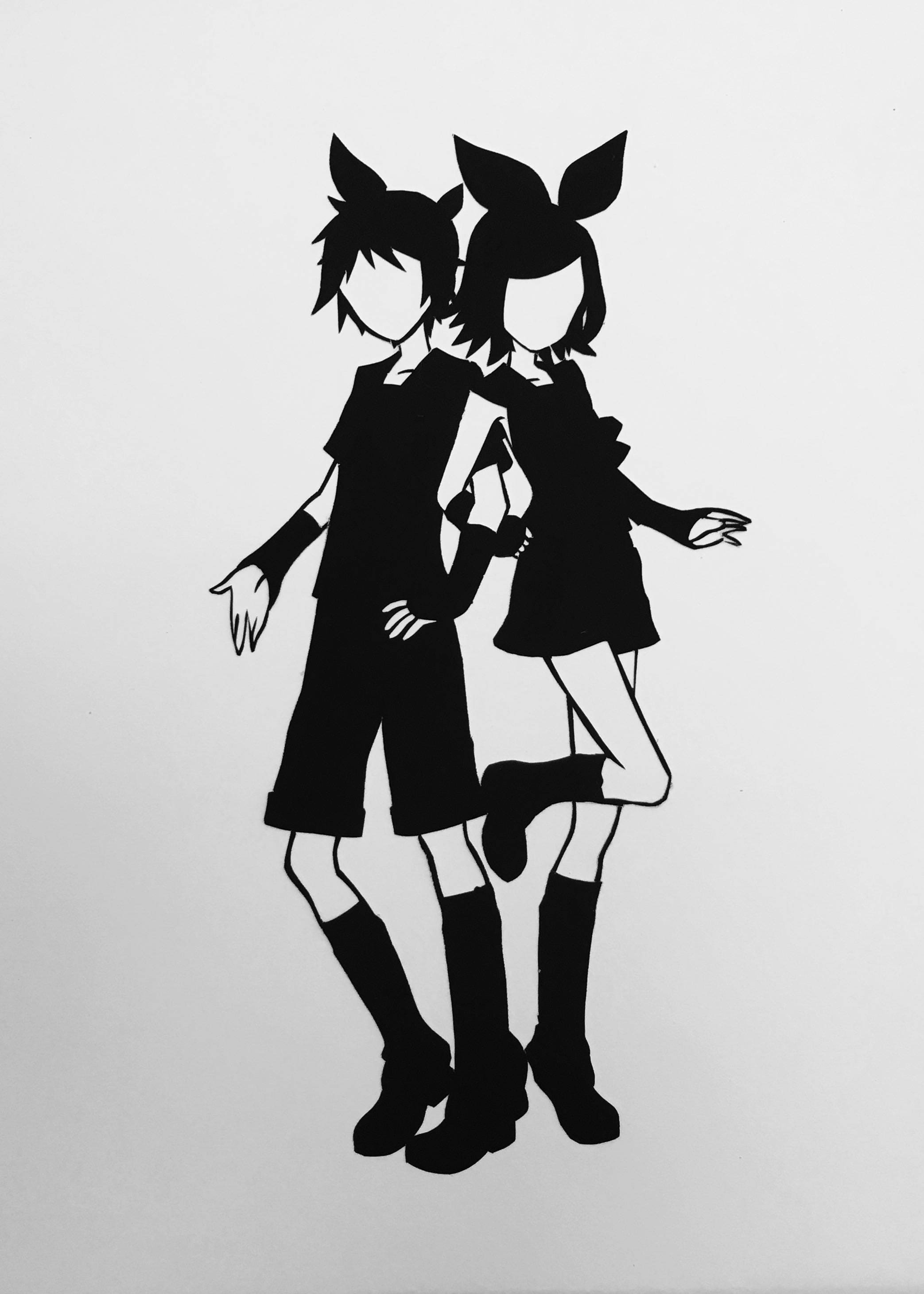 Vocaloids / / Len & Rin Kagamine / / Zwillinge / /