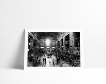 Grand Central Terminal, New York City, Fine Art print signed and numbered