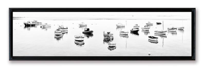 Panorama Molène Finistère Brittany art print image 0