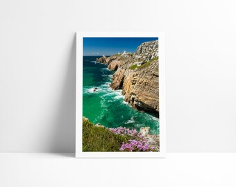 The tip of Toulinguet #3, Fine Art print signed and numbered
