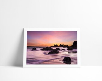 Sunrise at k #1, Fine Art print signed and numbered