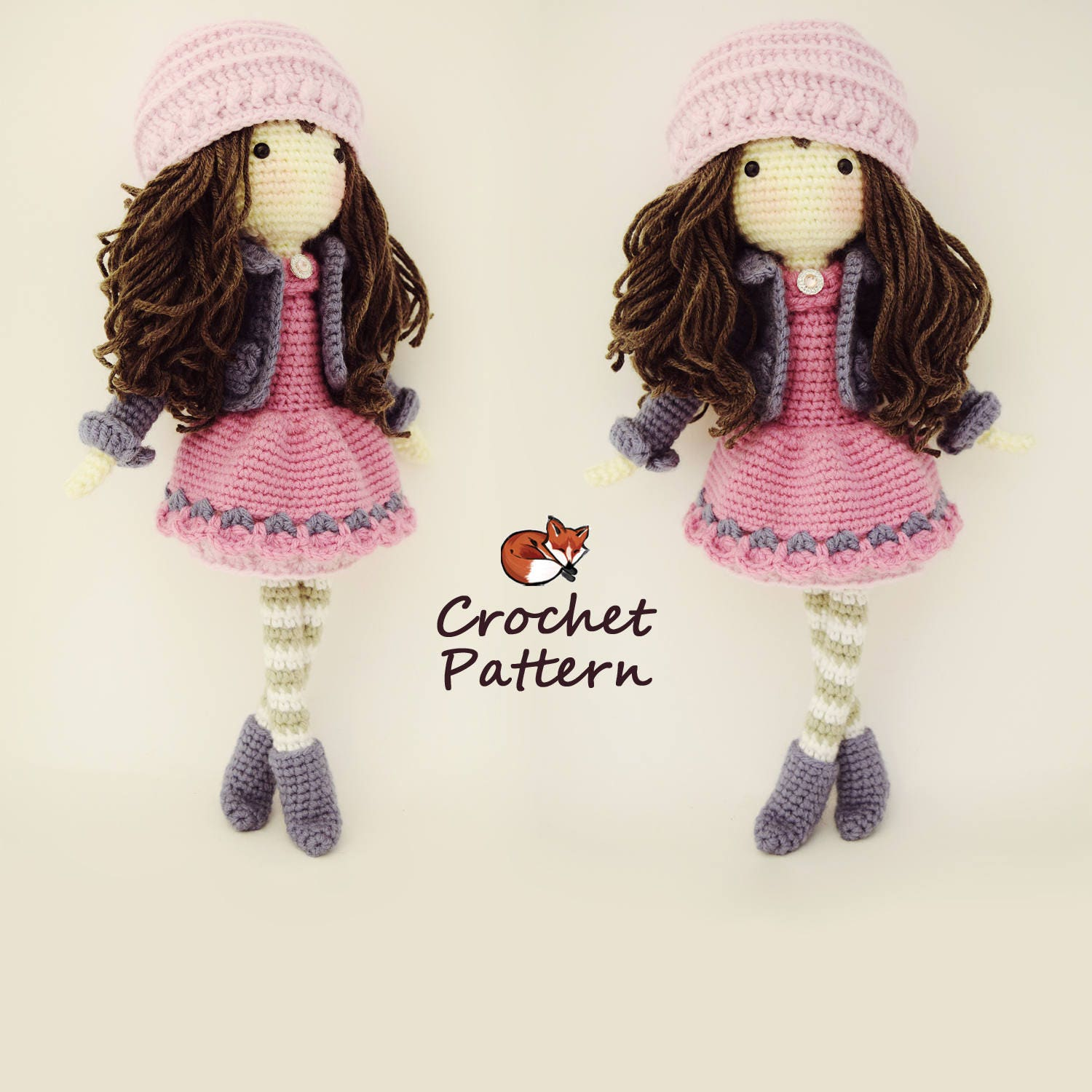 Crochet Doll Pattern Awesome Decorating Design