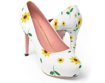 7e1026a6b11 Sunflower WomenS Platform Heels