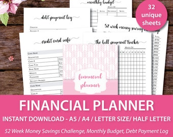 student planner 2018 2019 academic monthly planner academic etsy
