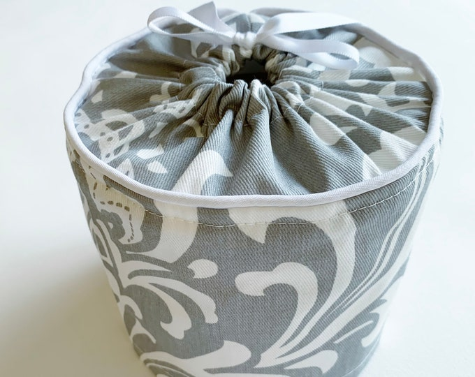 Toilet Paper Cover, Spare Roll Holder, Bathroom Storage,