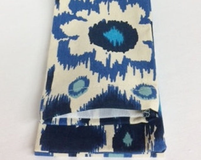 Door Draft Stopper, Draft Stopper, Door draft Blocker, Door Snake, Window Draft Stoppers, Draft Blocker, Draft Dodger,Eco Friendly, Blue
