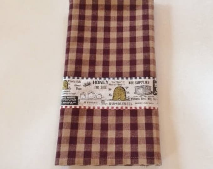 Kitchen Decor, Farmhouse, Housewarming Gift, Tea Towel, Hand Towels, Dish Towel, Kitchen Towel, Towel, Country, Kitchen Dish Towel,