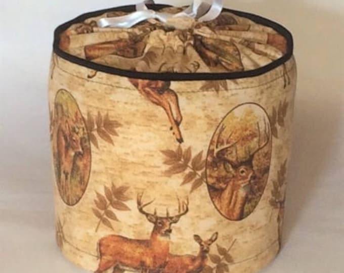 Toilet Paper Holder, Rustic Bathroom, Farmhouse Decor, Deer, Bathroom Storage, Bathroom Decor, Toilet Paper Cover, Bathroom Accessories,
