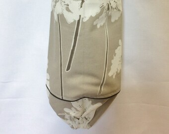 Plastic Bag Holder, Grocery Bag Holder, Kitchen Storage, Farmhouse Decor Rustic Country, Farmhouse Kitchen Decor, Plastic Bag Storage,