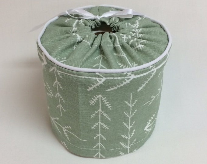 Toilet Paper Cover, Toilet Paper Storage, Green, Arrow,