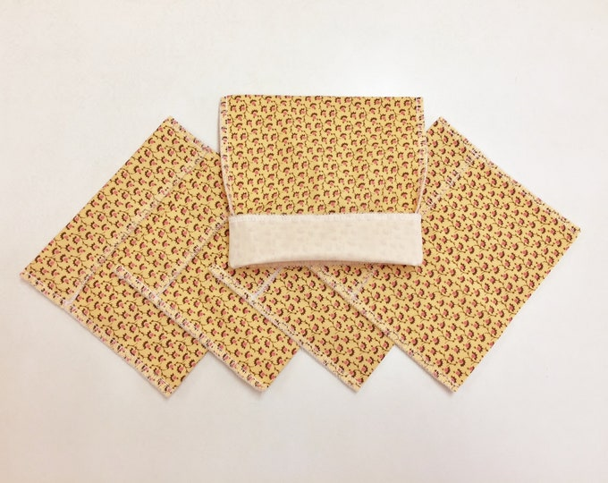 Reusable Sandwich Bags, Reusable Snack Bags,