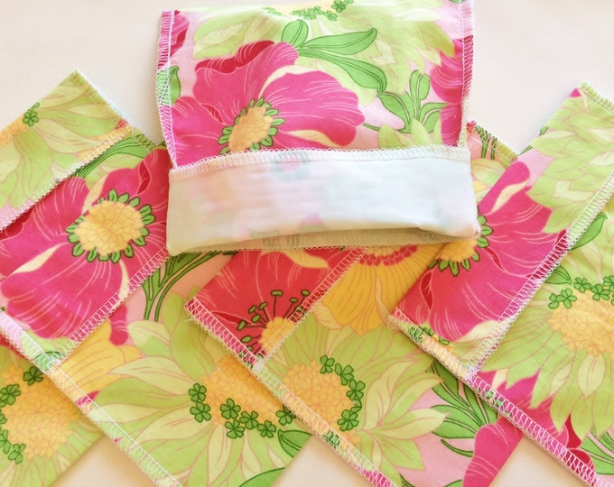 Reusable Sandwich Bag, Snack Bag, Eco Friendly Gift,