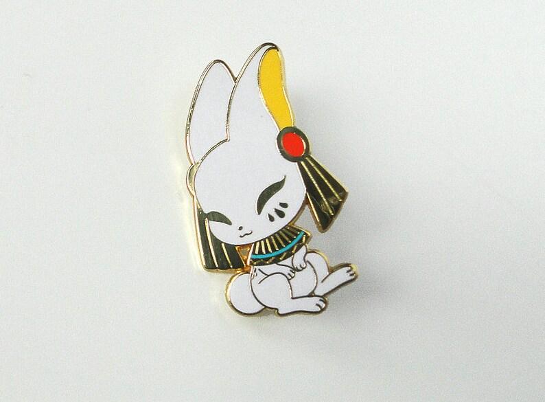 1.5-2.25 egyptian little helpers hard enamel pin