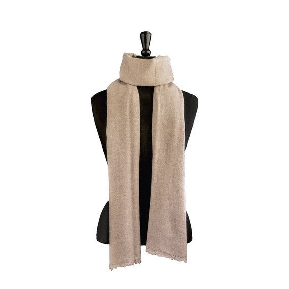 Cashmere shawl knit scarf vegan clothing aesthetic clothing pashmina shawl chunky knit throw nepal organic wool blanket scarf knit throw 3F